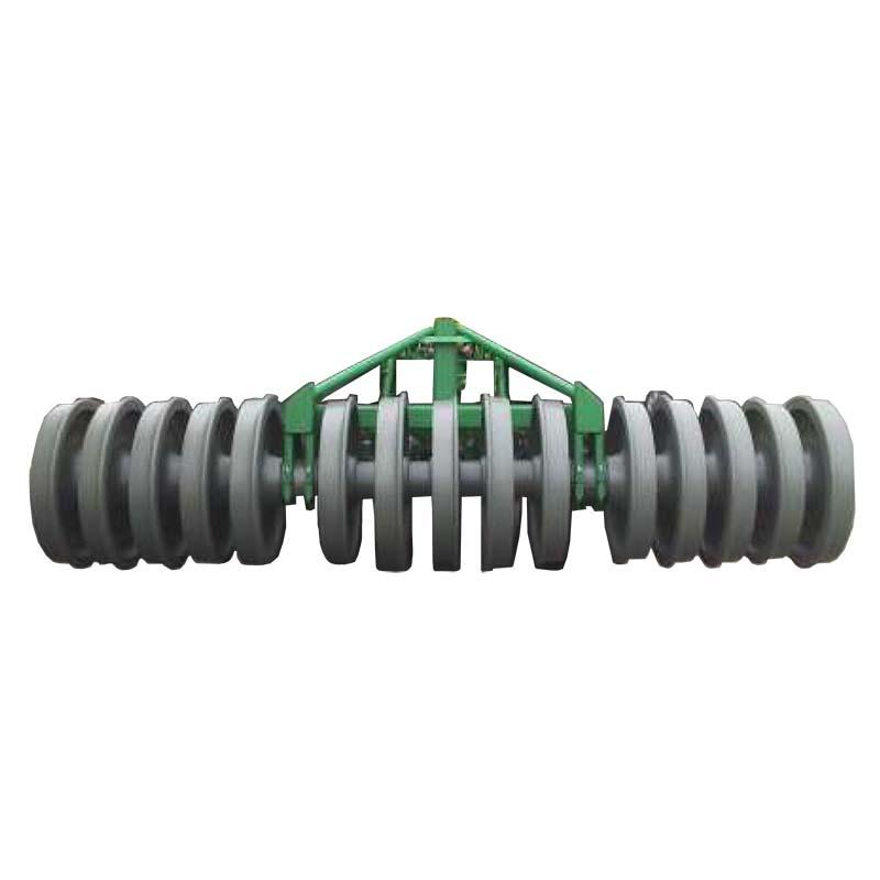 Agrotipa SilaPress AS 210 dusač siláže a senáže pracovní šířka 2,1 m 2700 kg 7 kol