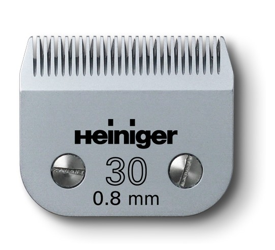 Stříhací hlava na psy 30/0,8 mm pro Heiniger SAPHIR