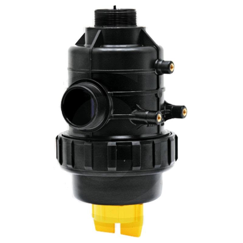 Arag sací filtr modrý pro postřikovače s automatickým pojistným ventilem pro jeho čištění