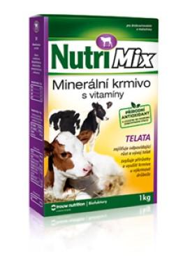 Nutrimix pro telata – doplňkové minerálně vitamínové krmivo 1 kg