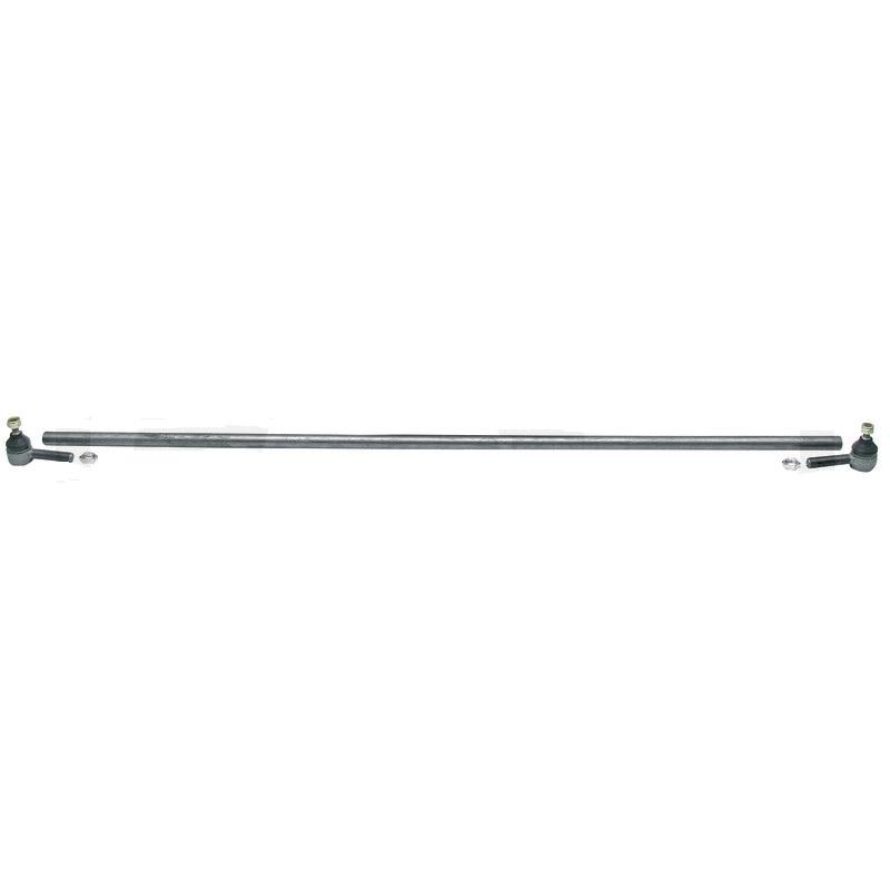 Řídící a spojovací tyč, trubka 28 x 1500 mm, 2 kulové klouby M20 x 1,5, kužel 16-18 mm