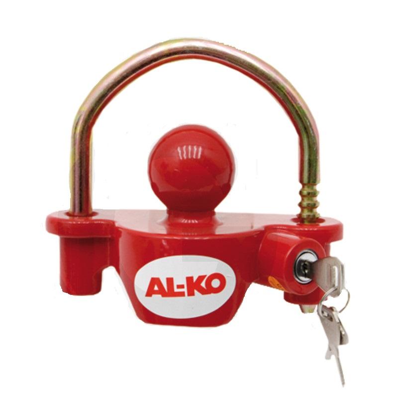 Visací zámek AL-KO Safety pro zabezpečení tažného kloubu přívěsu proti krádeži