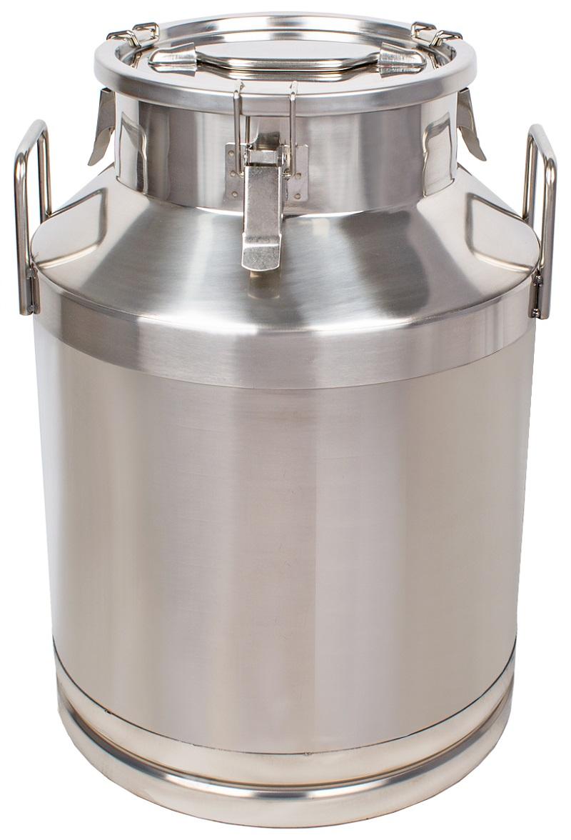 Nerezová konev na mléko BEEKETAL BMK 50 l včetně víka