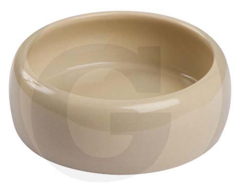 Kameninová miska na krmení 750 ml pro králíky, psy, kočky