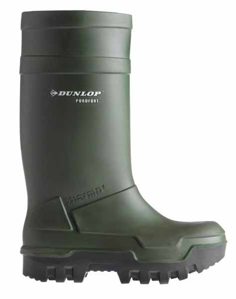 Holínky Dunlop PUROFORT® Thermo+ velikost 43
