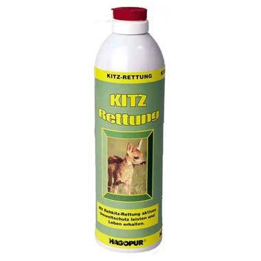 Záchrana srnčat Kitz - Rettung Hagopur 500 ml