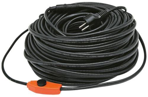 Topný kabel na potrubí 230 V 2 m