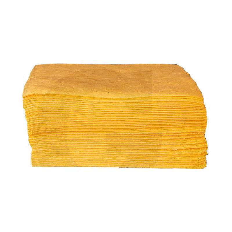 Sorbentové utěrky žluté Granit 40 x 50 cm typ EU 200 balení 100 ks