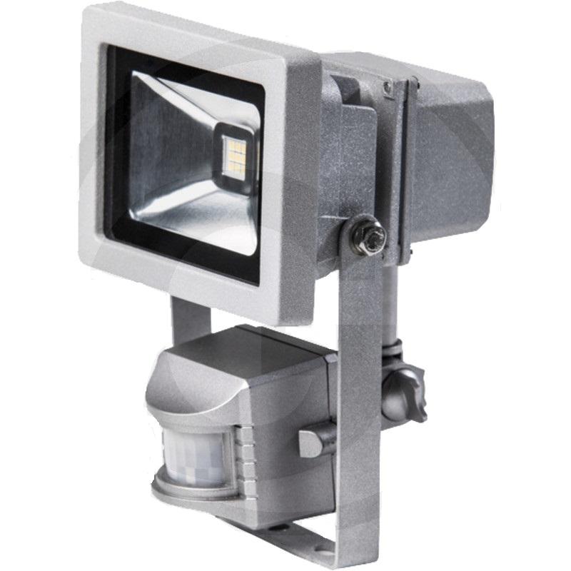 LED reflektor s čidlem pohybu 850 Lumen = cca 70W s originálním chip SMD SAMSUNG LED
