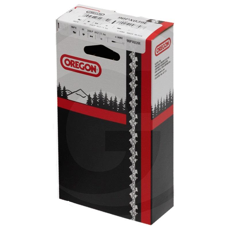Hobby pilový řetěz OREGON AdvanceCut kulatý 3/8″ LP 1,3 mm 35 cm 50 článků Partner, Stihl