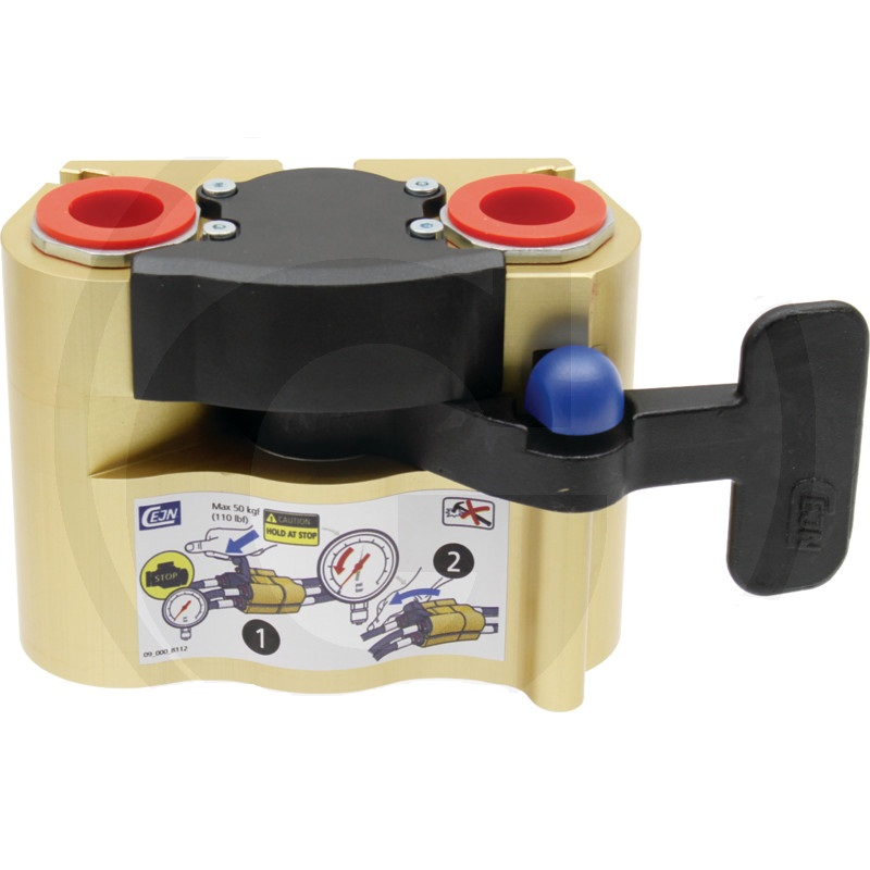 """Hydraulická spojka CEJN Multi-X Duo 12,5 1/2"""" - WEO 3/4"""" vnitřní závit"""