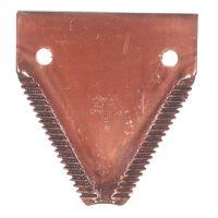 Žabka, žací nůž spodní ozubení vhodný pro Laverda žací lišta série E