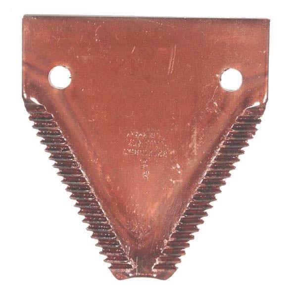 Žabka, žací nůž spodní ozubení vhodný pro Laverda žací lišta série E, balení 25 ks
