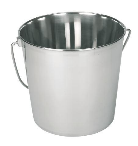 Nerezový kbelík 8,5 l