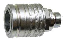 Hydraulická rychlospojka samice KM 15L 3 M22 x 1,5