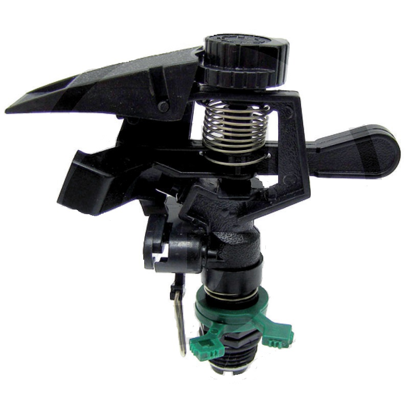 Standardní výsečový rozstřikovač plastový zavlažovač přípoj 1/2″