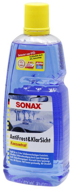 Ochrana proti mrazu SONAX 1 l do ostřikovačů