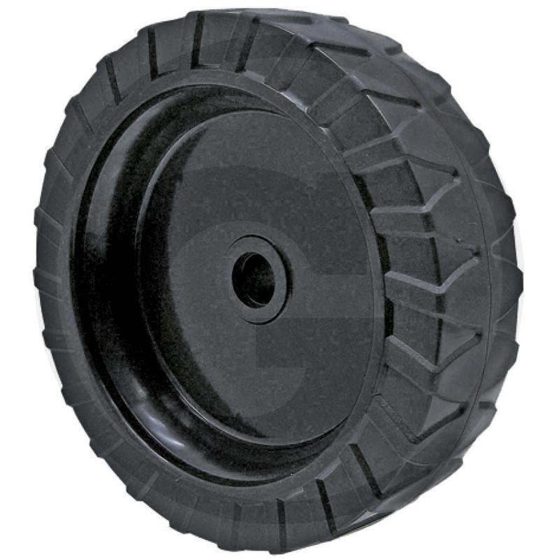 Plastové kolo zadní průměr 155 mm pro sekačky na trávu Cooper, Castel Garden, Brill