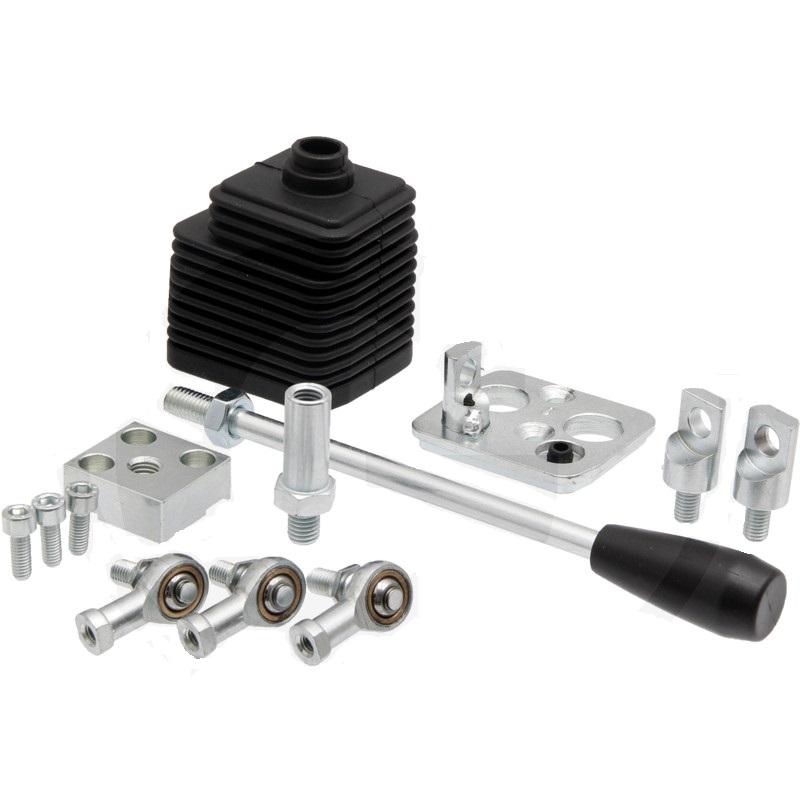 Křížová páčka X-70-100 JS pro hydraulický monoblokový ventil dvojčinný BLB sada