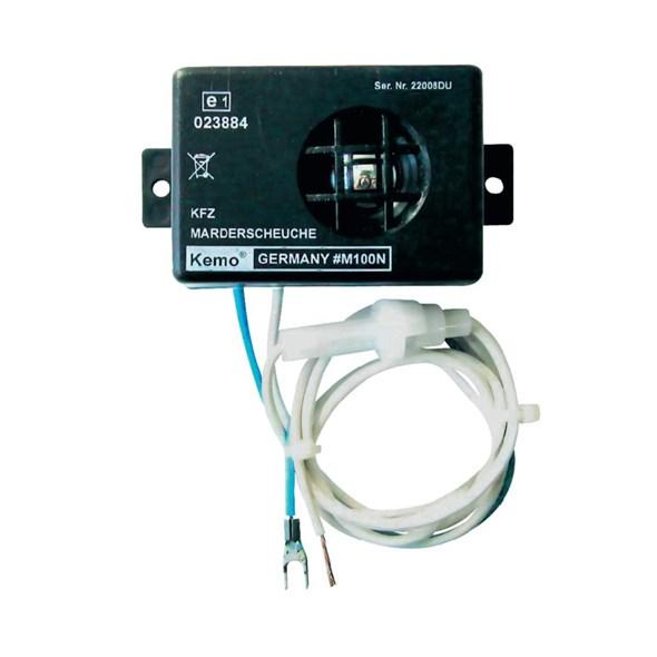 Ultrazvukový odpuzovač kun do auta Kemo M100N