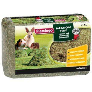 Karlie-Flamingo Luční seno pro králíky a hlodavce 1kg/30l