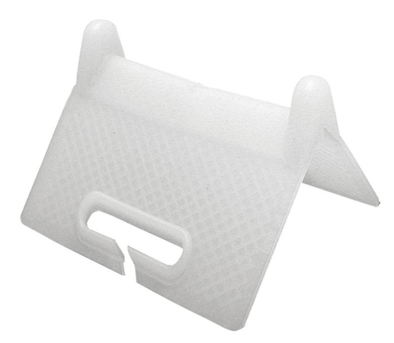 PVC ochrana hran na kurty upínací popruhy do šířky 50 mm