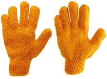 Lesnické rukavice pletené