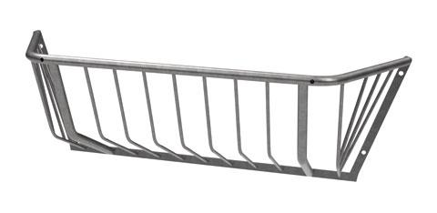 Jesle na seno pro telata pozinkované 113 x 41x 38 cm