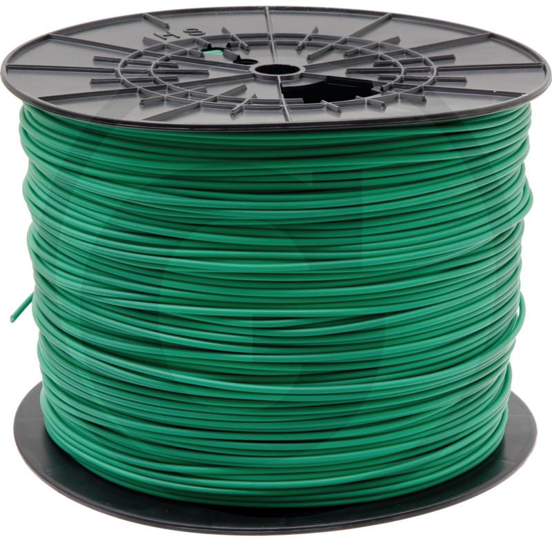 Vodící obvodový kabel 500 m Premium pro robotické sekačky průřez 1,5 mm2 průměr 3,5 mm