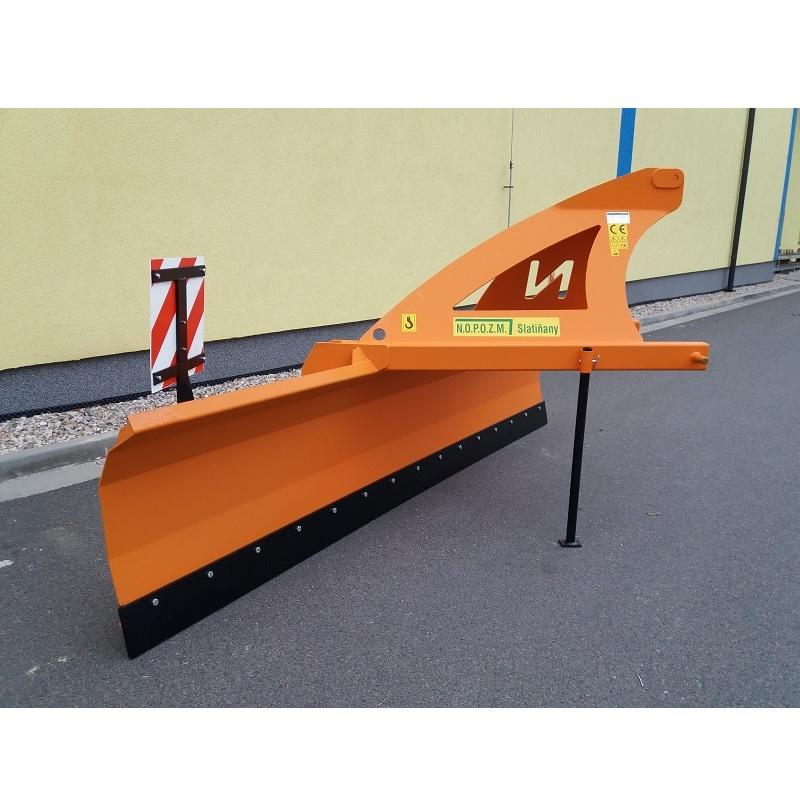 Dodatečné vyztužení radlice na sníh RS-250.1