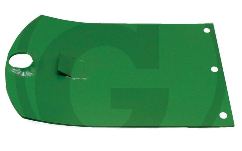 Skluznice, plaz žací lišty diskové sekačky Krone Easy Cut