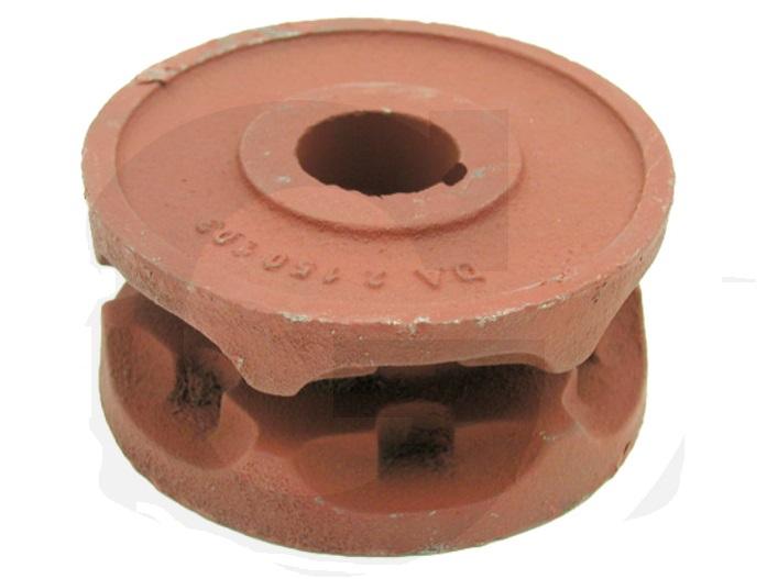 Řetězová kladka na rozmetadlo hnoje Bergmann tvar A řetěz 11 x 31 mm 6 zubů