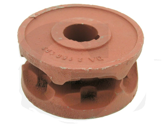 Řetězová kladka na rozmetadlo hnoje Krone tvar A řetěz 10 x 31 mm 5 zubů