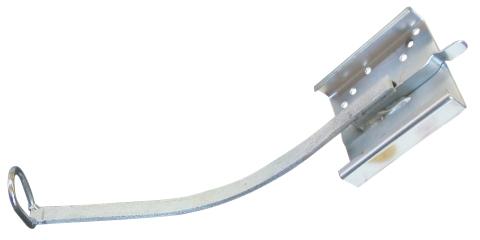 Kovový držák k láhvi na startér pro telata PRONA plus