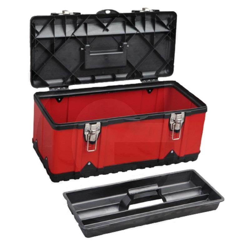 Kufřík na nářadí s plastovou vložkou 470 x 238 x 203 mm