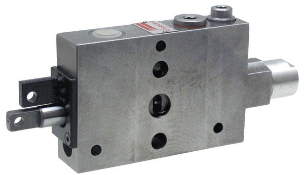 Ovládací přístroj pro hydrauliku vhodný pro Case IH, Deutz, Fastrac, Zetor, Steyr, Valmet