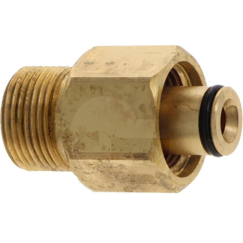 Hadicový adaptér K-Lock vysokotlaký do 400 bar M22 x 1,5 AG, M22 x 1,5 IG