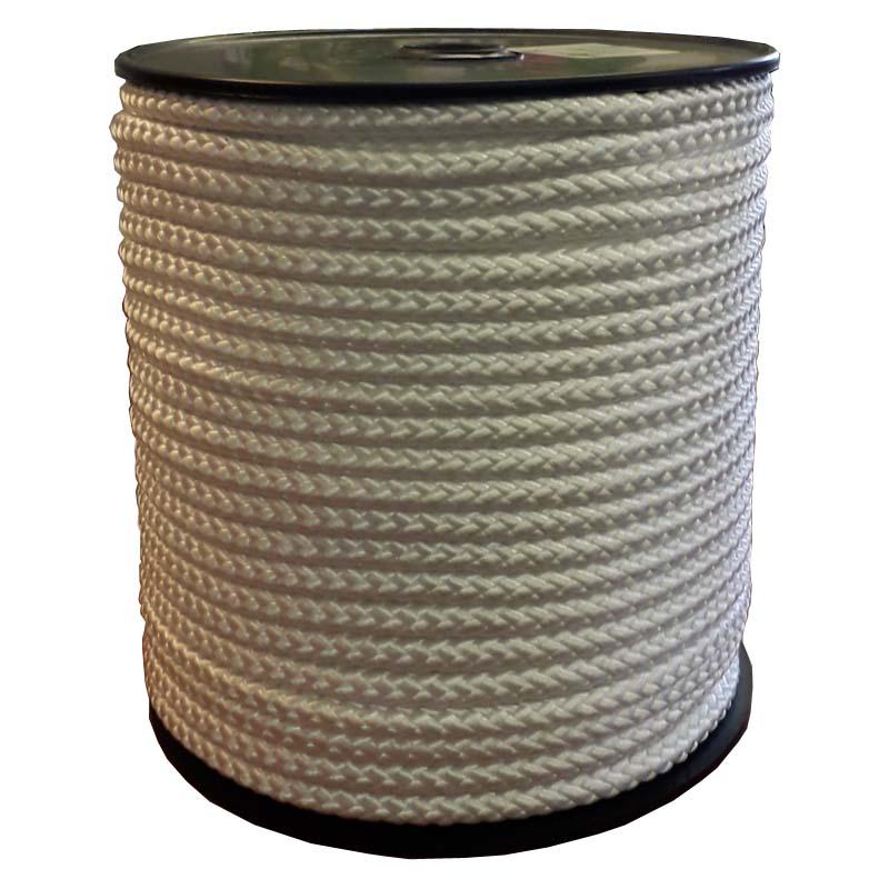 Nylonové lano průměr 8 mm délka 100 m