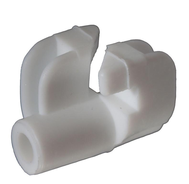 Hřebíkový izolátor VN Olli Standard pro elektrický ohradník 100 ks bez hřebíku