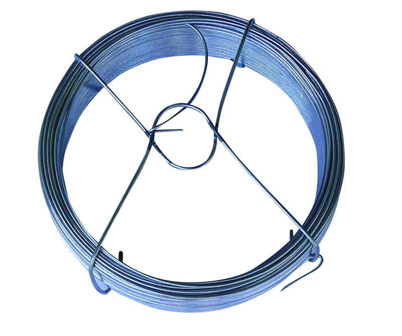 Ohradníkový drát 1 mm x 100 m ocelový pozinkovaný