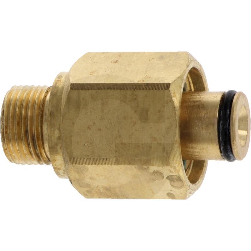 Hadicový adaptér K-Lock vysokotlaký do 400 bar 3/8″ AG, M22 x 1,5 IG