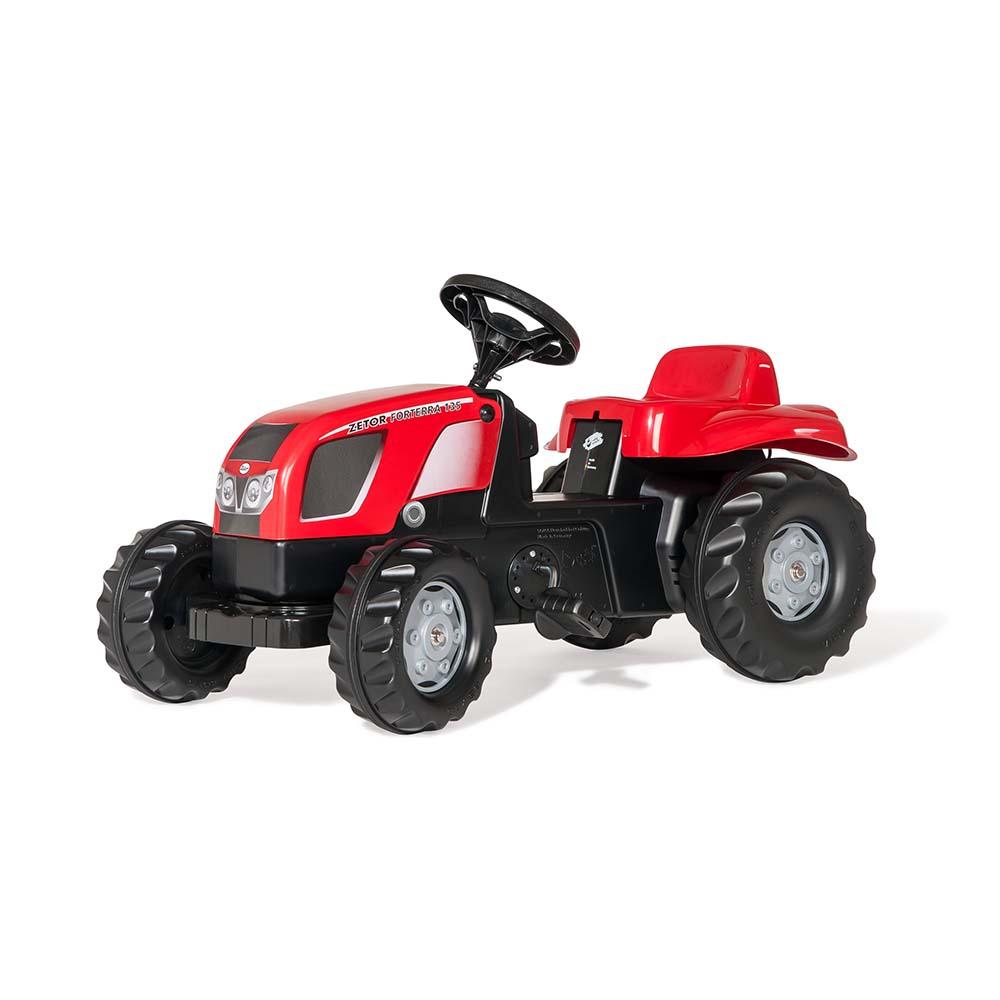 Rolly Toys - šlapací traktor Zetor Forterra 135 modelová řada Rolly Kid