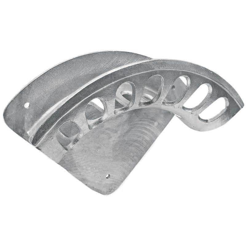 Držák na zahradní hadici hliníkový nástěnný velikost XL