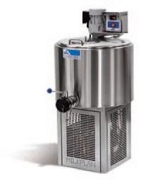 Chladící tank na mléko Milkplan MPV 50 l na chlazení mléka, 2 nádoje