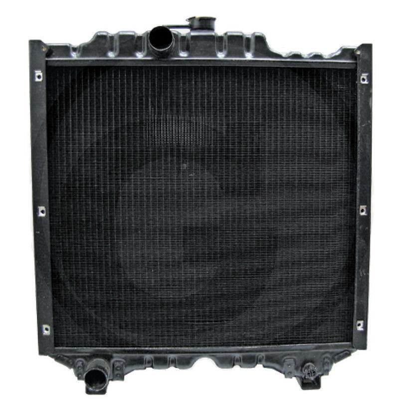 Chladič vhodný pro Case IH, New Holland výška 610 mm šířka 555 mm