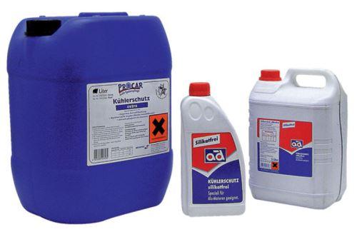 Nemrznoucí kapalina do chladičů fialová 200 l