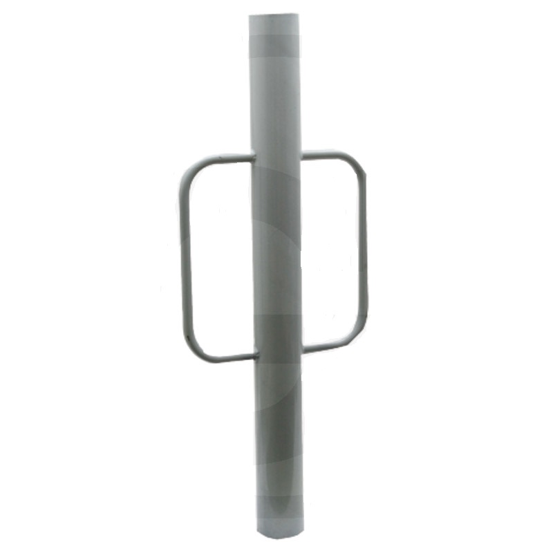Zatloukač kůlů ruční 13 kg - beranidlo na zatloukání kůlů do průměru 100 mm
