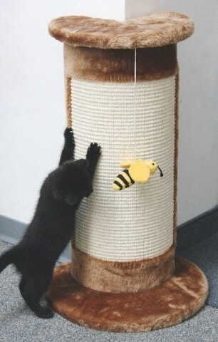 Škrabadlo CORNER rohové pro kočky