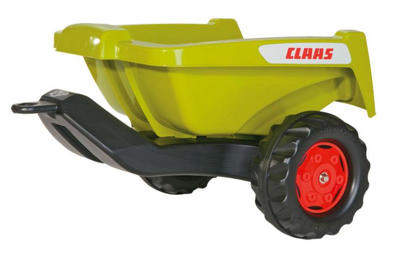 Rolly Toys - sklápěcí přívěs Claas Kipper za šlapací traktory a nakladače