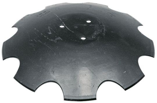 Ozubený disk diskové brány vhodný pro Horsch Terrano 6/8 FX průměr 460 mm, tloušťka 4 mm
